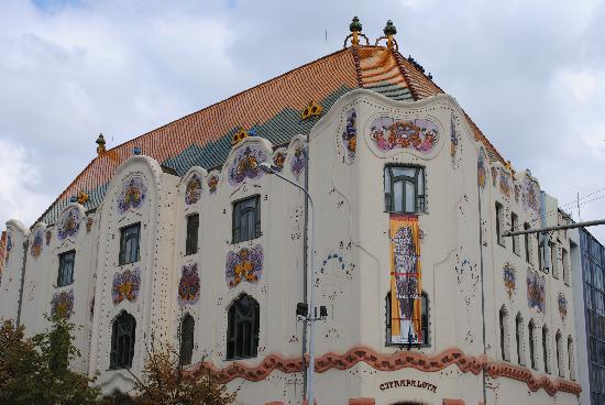 Tisza Lodge: Kesckemét