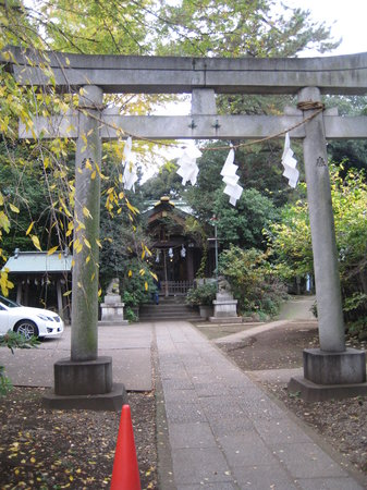 Kuzuyagoryo Shrine