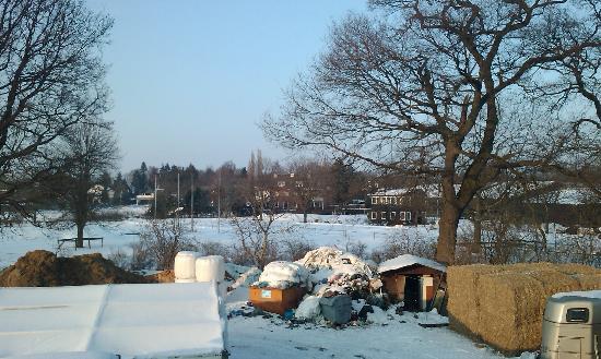Hotel Reiterhof Ohlenhoff: Junk yard