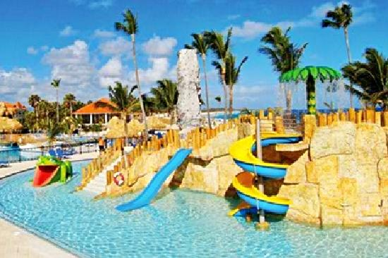 Occidental Caribe Kids Water Park