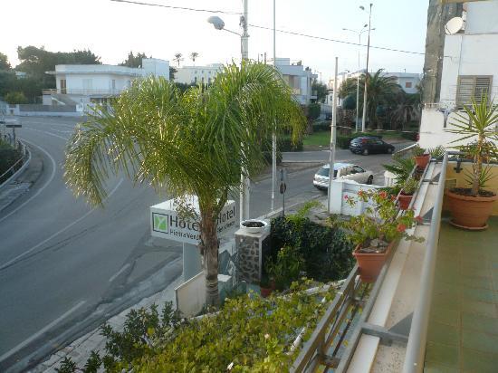 Hotel Pietra Verde : dalla camera