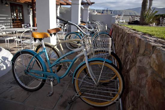 Harbour House Hotel: Bicycle Rentals