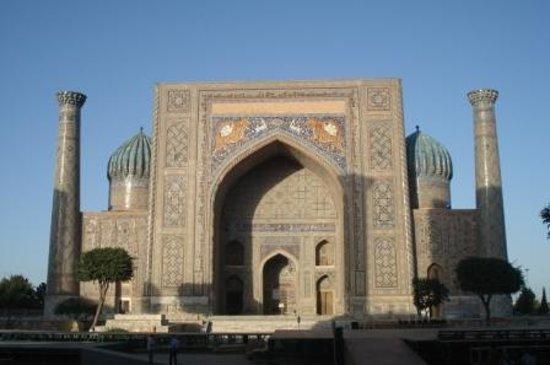 Foto Samarkand