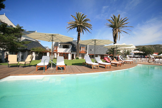 Harbour House Hotel: Infinity Pool