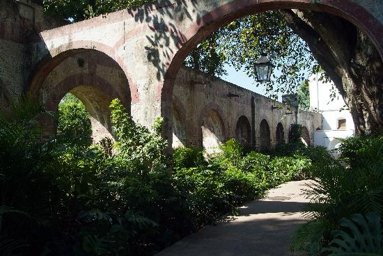 Hotel Hacienda Cocoyoc: Acueducto
