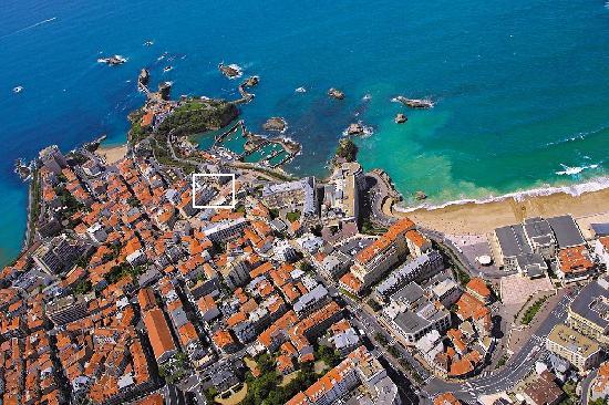 Hotel de l'Océan : Hôtel à Biarritz centre proche plages