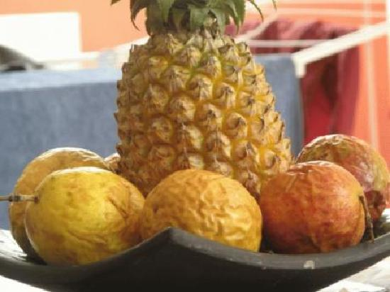 Le Cap Malo:  ananas &passionsfrucht