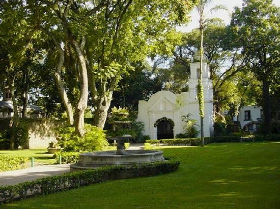Hotel Hacienda Cocoyoc: Capilla