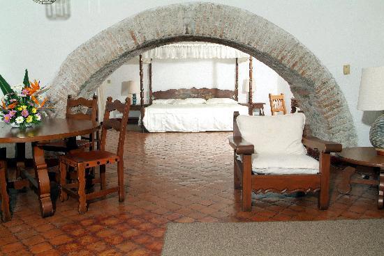 Hotel Hacienda Cocoyoc: Habitacion