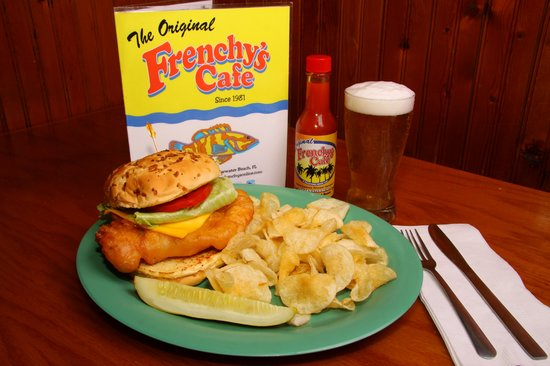 Frenchy S Original Cafe Clearwater Restaurant Reviews
