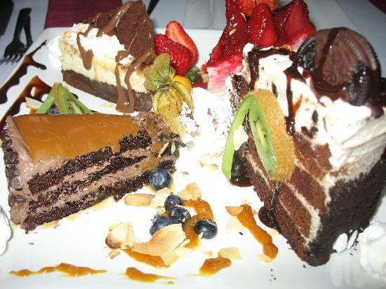 L'Accent : Delicious Desserts!
