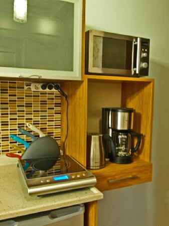 Nisa Sultan Residence: Kitchen Facilities