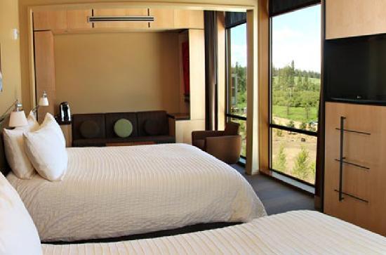 Coeur D'Alene Casino Resort Hotel: Sunrise Spa Tower Hotel room