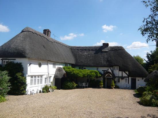 Burgate Farmhouse