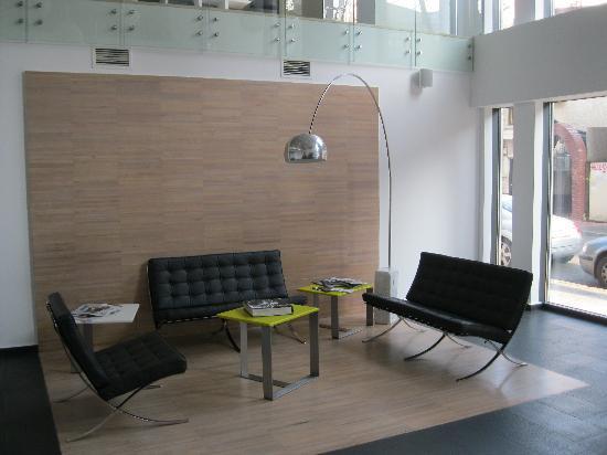 Sarroglia Hotel: Lobby
