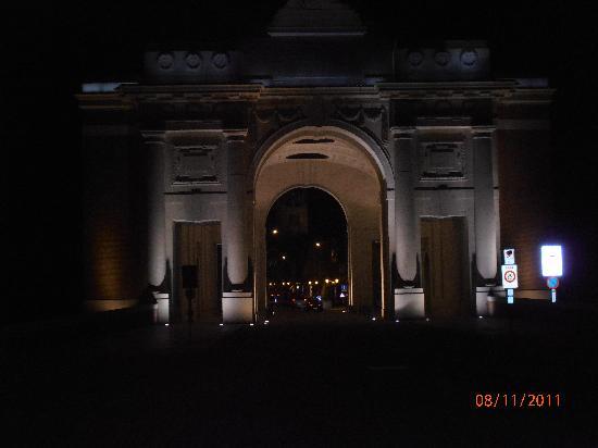 B&B Amaryllis : Ypres & Menin Gate