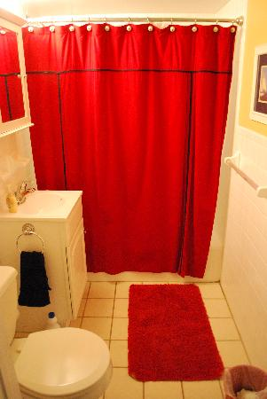 Summer Sands Condominiums : Bathroom - spotless.