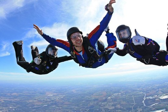 Start Skydiving  AFF