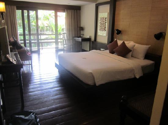 Bodhi Serene Hotel: chambre 1