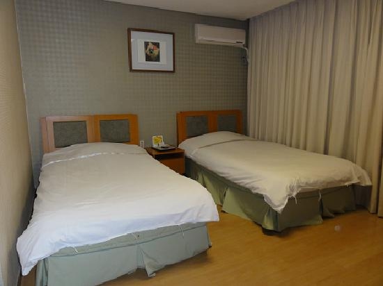 Daemyung Resort Gyeongju: 室内
