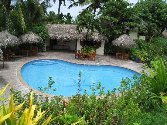 Etu Moana: Der Pool