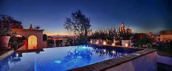 L'Otel: Infinity Pool