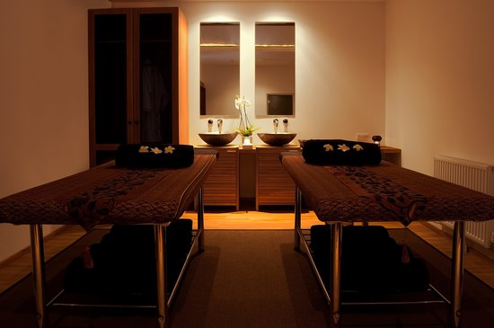 Spa Tara : Double treatment room