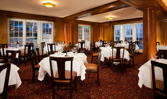 Cascades Restaurant at the Stanley Hotel