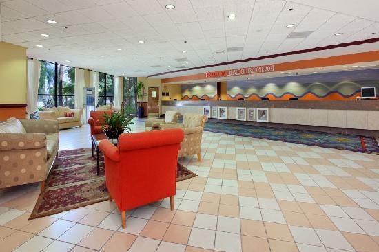 Orlando Sun Resort Hotel: Lobby