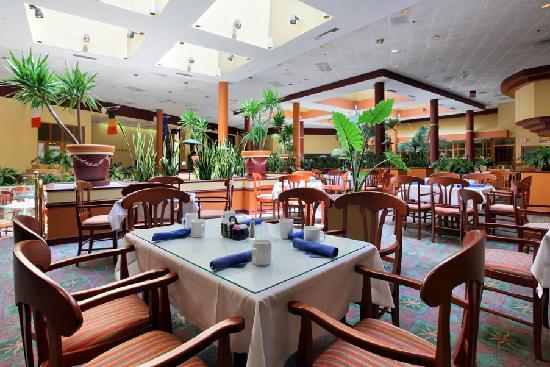 Orlando Sun Resort Hotel: Paradise Cafe