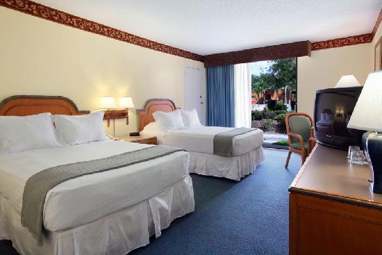 Orlando Sun Resort Hotel: Standard Double