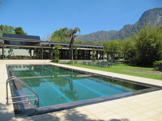 Vineyard Hotel: Swimming Pool