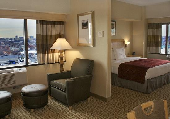DoubleTree by Hilton Hotel & Suites Jersey City - UPDATED 2017 Prices & Reviews (NJ) - TripAdvisor