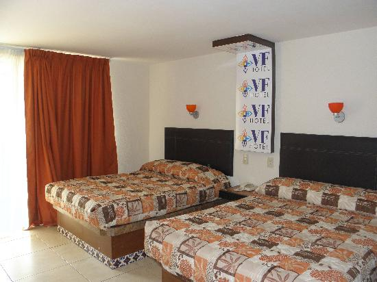 VF Hotel: habitacion doble