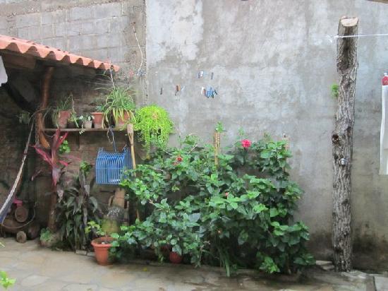 El jardin picture of chale 39 s house san juan del sur for Camping el jardin san juan