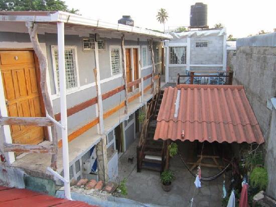 Chale's House: El Balcon