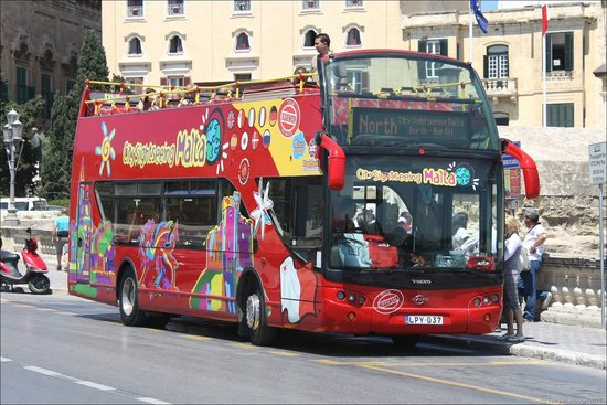 City Sightseeing Malta