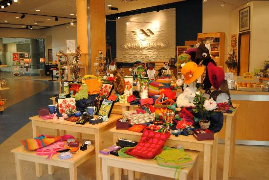 Nanaimo, Canada: don't miss the gift shop