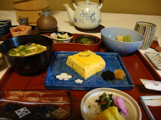 Shiraume: Great Kyoto breakfast