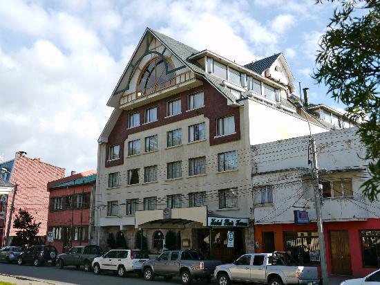 Best Western Hotel Finis Terrae Hotelansicht