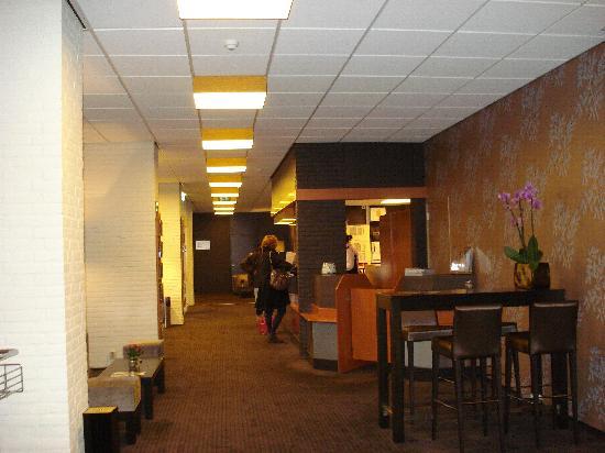 Charme Hotel: reception area