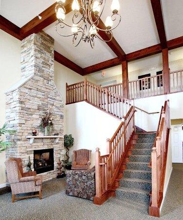GrandStay Hotel & Suites Perham, MN: Lobby