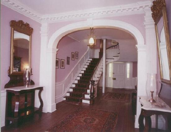 Lee-Fendall House Entry Foyer
