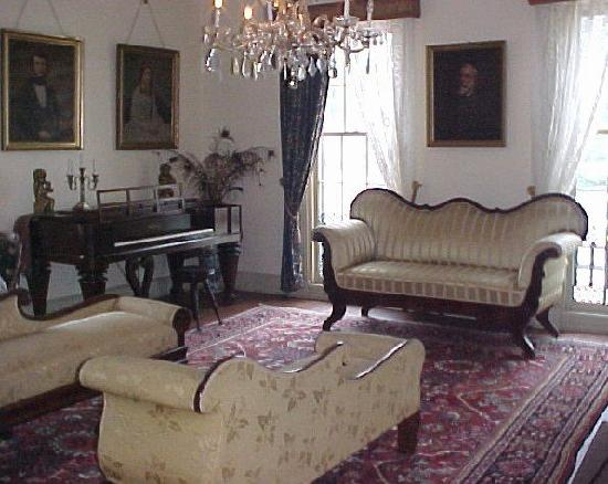 Lee-Fendall House Formal Parlor