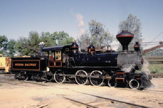 Jamestown, Californien: Railtown 1897 State Historic Park