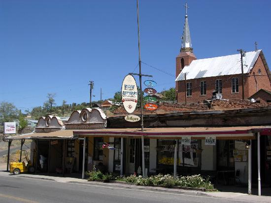 Austin Nv Main Street