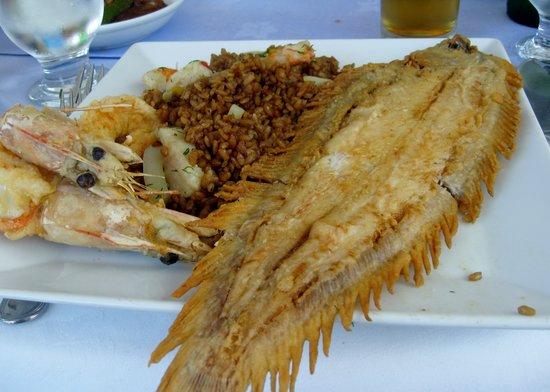 Fish Market: Shrimp & Sole