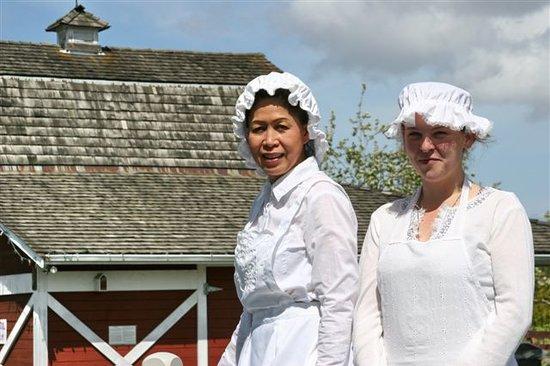 London Heritage Farm : family farm day