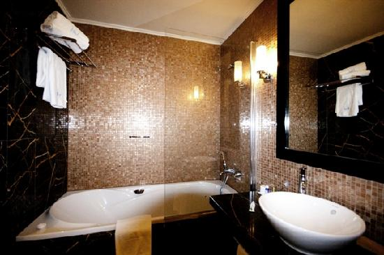 Eurostars Thalia Hotel: baño