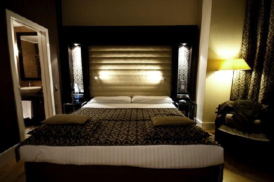 Eurostars Thalia Hotel: cama
